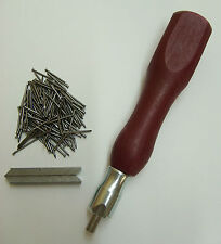 FrameCo Ezy-Framer. Picture Framing Tool For Inserting V-Nails & Backing Nails.