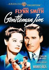 GENTLEMAN JIM (1942 Errol Flynn, Alexis Smith) Region Free DVD - Sealed