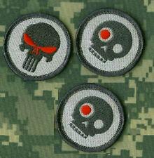 "KANDAHAR WHACKER SEAL SAS JTF2 KSK SP OPS ODA 2"" TAB: Termintor (2) Punisher (1)"