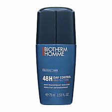 1 PC Biotherm Homme Day Control Deodorant Anti-Perspirant Roll-On 75ml #14929
