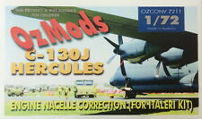 Ozmods 1/72 C-130J Hercules Engine Nacelle Correction set (for Italeri kit)