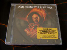 CD Album: Ken Hensley : Faster : Sealed Uriah Heep