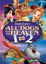 All Dogs Go to Heaven/All Dogs Go to Heaven ONE & TWO 2 DVD SET