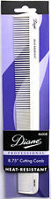 DIANE BARBER STYLIST PROFESSIONALS HEAT RESISTANT HAIR COMB (CHOOSE STYLE)