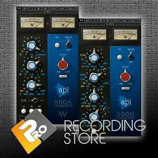 Waves TDM SoundGrid API 550 Equalizers 550A & 550B EQ Plugins AAX VST - OFFERS!
