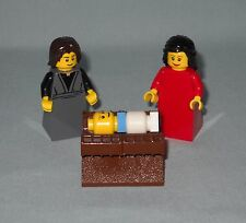 NEW CUSTOM LEGO CHRISTMAS NATIVITY JOSEPH, MARY, BABY JESUS