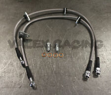 Stainless Steel SS Front Brake Line Replacement Kit 94-01 Acura Integra DC2