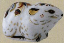 Royal Crown Derby 2005 BANK VOLE Paperweight - Discontinued!