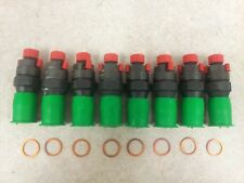BRAND NEW DELPHI '83-'88 6.2l Diesel Fuel Injectors 6.2 GMC Chevy injection pump