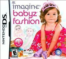 Nintendo DS Imagine Babyz Fashion VideoGames