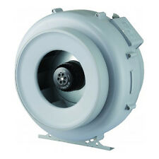 "200mm Inline High Powered 8"" Extraction Fan Quiet Running 950m3/h"