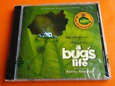 BICHOS - A Bug´s life - Banda sonora - Randy Newman - Precintada