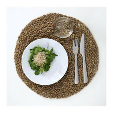 Place mat IHÅLLIG Natural/seagrass