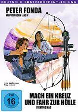 Mach ein Kreuz und fahr zur Hölle (Fighting Mad, Peter Fonda) DVD NEU + OVP!
