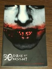 30 Days of Night by Steve Niles IDW (Paperback, 2003)  9780971977556