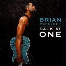 Back At One by Brian McKnight CD