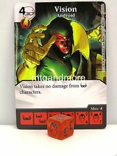 Marvel Dice Masters - #091 Vision Android - The Uncanny X-Men