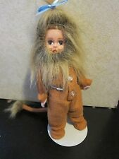 Madame Alexander Cowardly Lion of Wizard of Oz  8 Inch