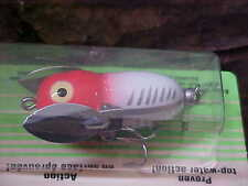 Heddon Crazy Crawler 1/4oz Topwater Nite Lure X0320XRW- RED SHORE MEADOW MOUSE