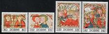 NORWAY MNH 1975 Christmas stamps - Paintings from Ål stave church