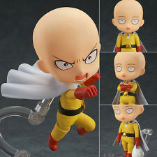 Anime Nendoroid Figure Toy One Punch Man Action Figurine 10cm