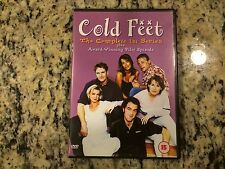 COLD FEET COMPLETE FIRST SERIES SEASON OOP PAL DVD! 2 DISCS BRITISH TV COMEDY!