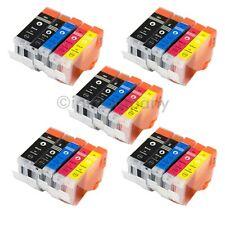 25x canon pgi5 cli8 tinta mp970 mx700 mx850 ip3300 ip3500 ip4200 ip4200x ip4300