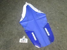 Yamaha YZF450 2010-2013 New Enjoy MFG blue gripper seat cover YZ2455