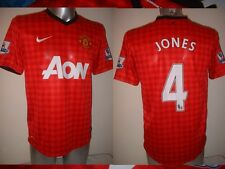 Manchester United JONES Jersey Shirt Adult Large England Soccer Football Nike