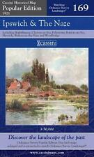 Ipswich and the (Cassini Popular Edition Historical Map)(Sht.map,folded,2007)NEW