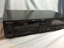 Technics RS-B29R Stereo Cassette Deck with Auto Reverse Black