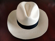 Clasico Straw Panama Hat - EXTRA FINO All Sizes - [Montecristi - Ecuador]