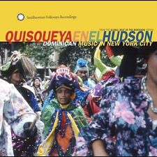 Various Artists : Quisqueya En El Hudson - Dominican Music in N.Y. CD (2004)