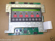 SIMPLEX FIRE ALARM 0565-469B 0565469 LED LCD DISPLAY BOARD 4005 panel