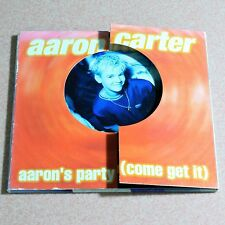 Aaron Carter - Aaron's Party (Come Get It) JAPAN CD+2Bonus #SJ66