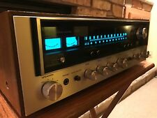 Vintage Sansui 6060 Receiver, Recapped!! Uber Clean!! Books!!Quite Outstanding!!