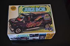 Vintage MPC 1979 79 1980 80 1981 81 Ford Van Jukebox Custom Model Kit