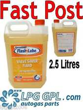 Flashlube 2.5 L Refill for JLM Vlube Dexter and Prins lpg valve saver kits
