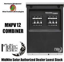 MidNite Solar  MNPV12 PV Combiner