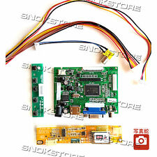 HDMI+VGA+2AV LCD LVDS CONTROLLER BOARD VS-TY2662-V1 FOR IPAD LCD PANEL LP097X02
