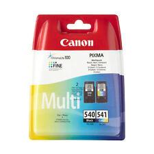Canon PG540 Black & CL541 Colour Ink Cartridge For PIXMA MG3200 MG3250 Printer