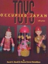 VINTAGE JAPAN WIND-UP TOY PRICE GUIDE COLLECTOR'S BOOK REFERENCE COLOR PHOTOS
