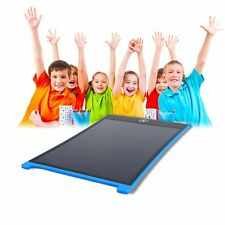 "LCD Writing Tablet 12"" Electronic Writing Drawing Graphics(Black,Blue,Green,Red)"