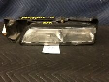 89 90 91 Sunbird Left Headlight 15