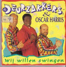 De Deurzakkers&Oscar Harris-Wij Willen Swingen cd single