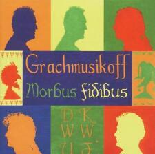 Grachmusikoff: malattia di FIDIBUS-fv60999-CD