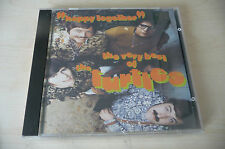 "TURTLES ""THE VERY BEST OF/HAPPY TOGETHER- CD MUSIC CLUB 1991 Fra"""