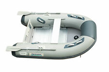 7.5 ft inflatable dinghy with aluminum floor Waterline