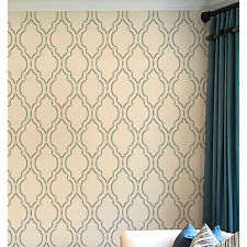 Sophia Trellis Allover Stencil - LARGE - Reusable Wall Stencils for DIY Decor!