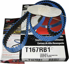 Gates Racing T167RB1 Timing Belt EVO 8 EVO 9 4G63 Turbo - Timing belt ONLY